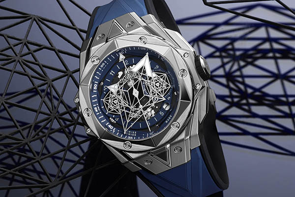 Ảnh 1 - Hublot Big Bang Blue II