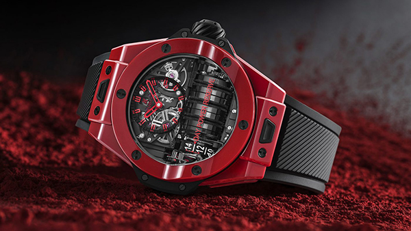 Ảnh 4 - Hublot Big Bang MP-11 Red Ceramic