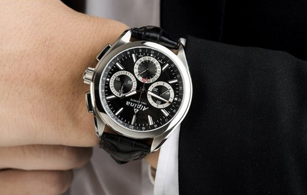 Đồng hồ Alpina Alpiner 4 Manufacture Flyback Chronograph AL-760BS5AQ6