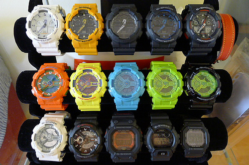 casio-g-shock-collection