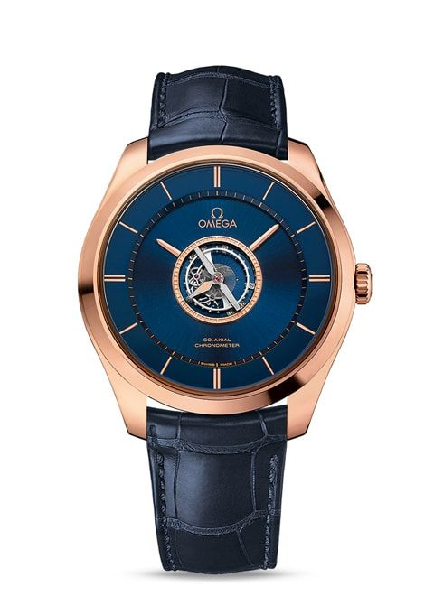 Đồng hồ Senda Gold on leather strap - 528.53.44.21.03.001